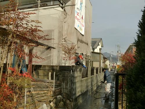 廿日市市 S様邸・外壁塗装工事_d0125228_1572486.jpg