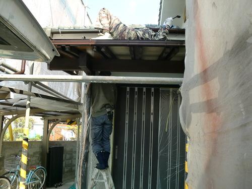 廿日市市 S様邸・外壁塗装工事_d0125228_2104248.jpg