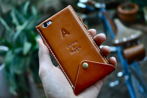 iphone 6 leather cover  + custom_b0172633_21254499.jpg