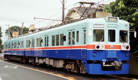 熊本電気鉄道 モハ201_e0030537_1113685.jpg