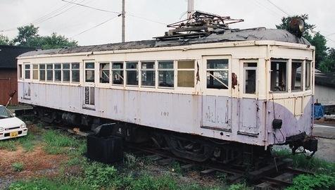 熊本電気鉄道 モハ101_e0030537_131407.jpg