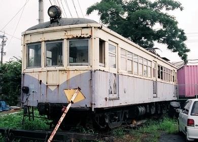 熊本電気鉄道 モハ101_e0030537_13241.jpg