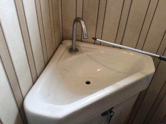 キッチン水栓金具交換_f0031037_1964690.jpg