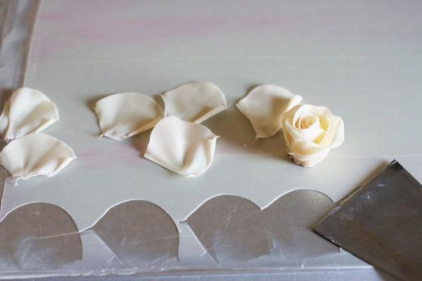 薔薇チョコムースケーキ_f0149855_1454465.jpg