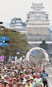 「世界遺産姫路城マラソン2015」_e0317561_1505453.jpg