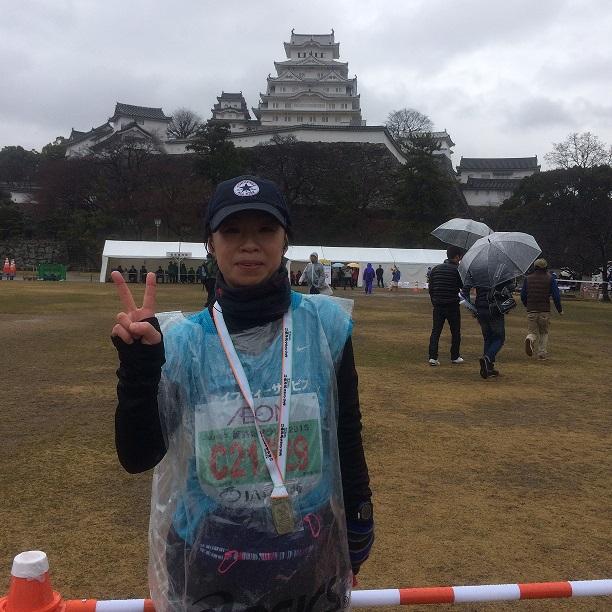 「世界遺産姫路城マラソン2015」_e0317561_1524750.jpg