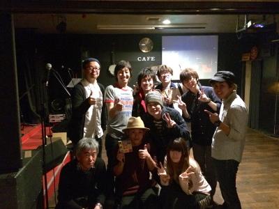 加東 Live&Bar Fuzzy_c0227168_07551406.jpg