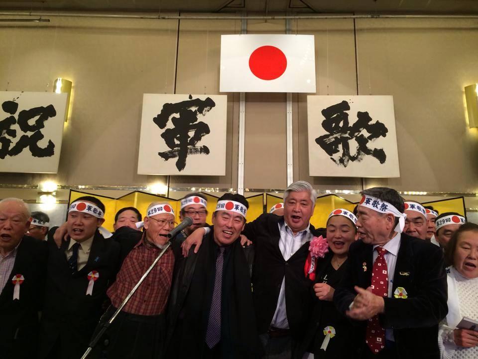 高野参議院議員初の国政報告会に出席!_c0186691_982775.jpg
