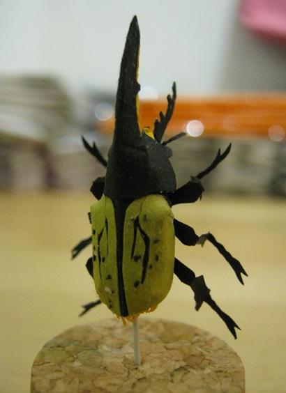 第5回 - mozo mozo - 虫・蟲 展 たまごの工房企画展 その6  _e0134502_17495899.jpg