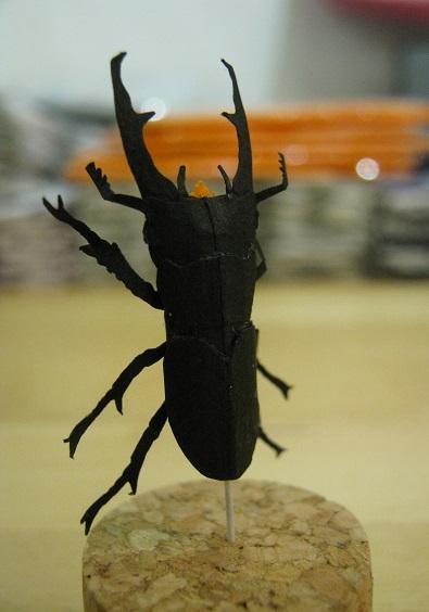 第5回 - mozo mozo - 虫・蟲 展 たまごの工房企画展 その6  _e0134502_1750508.jpg