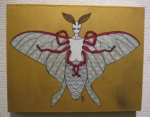 第5回 - mozo mozo - 虫・蟲 展 たまごの工房企画展 その6  _e0134502_17555999.jpg