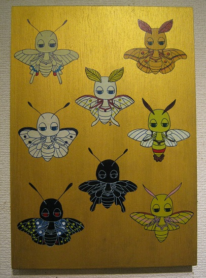 第5回 - mozo mozo - 虫・蟲 展 たまごの工房企画展 その6  _e0134502_17563292.jpg