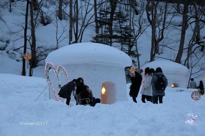 日本夜景遺産認定! 湯西川かまくら祭り2015_e0227942_22072692.jpg