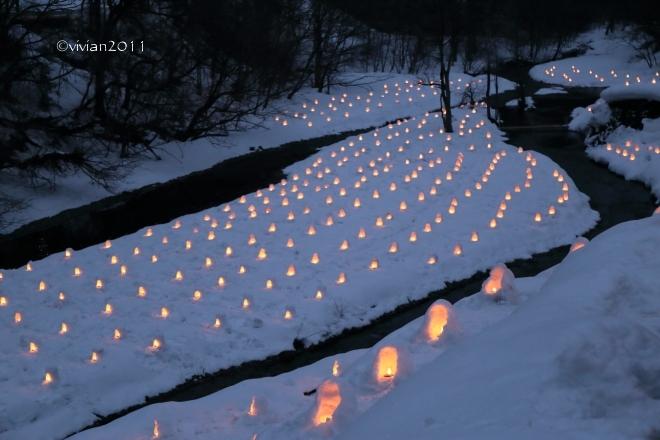 日本夜景遺産認定! 湯西川かまくら祭り2015_e0227942_22093205.jpg