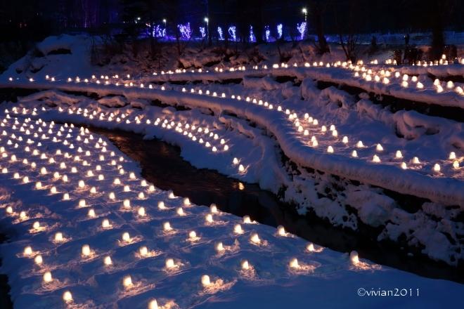 日本夜景遺産認定! 湯西川かまくら祭り2015_e0227942_22112869.jpg