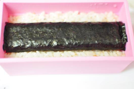 ひな祭りにハートの押し寿司。♥。・゚♡゚・。♥。・゚♡゚・。♥。_f0318142_1311406.jpg
