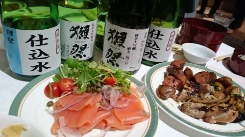 東京獺祭の会 2015_c0100865_00045220.jpg