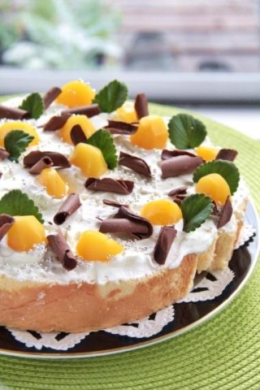 ◆マロンケーキ!_e0154682_22511352.jpg