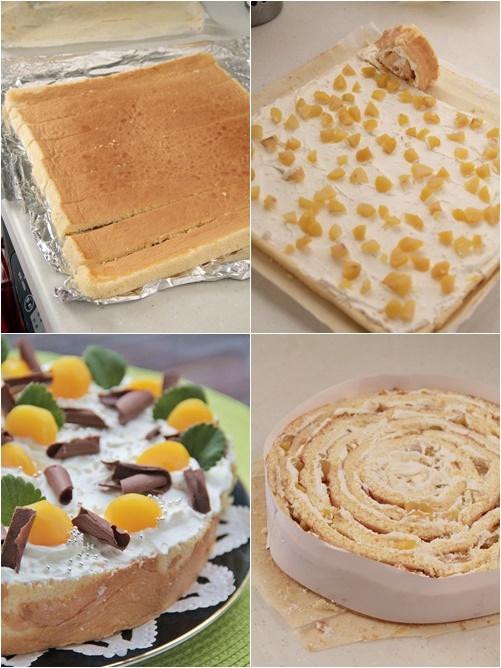◆マロンケーキ!_e0154682_22515374.jpg