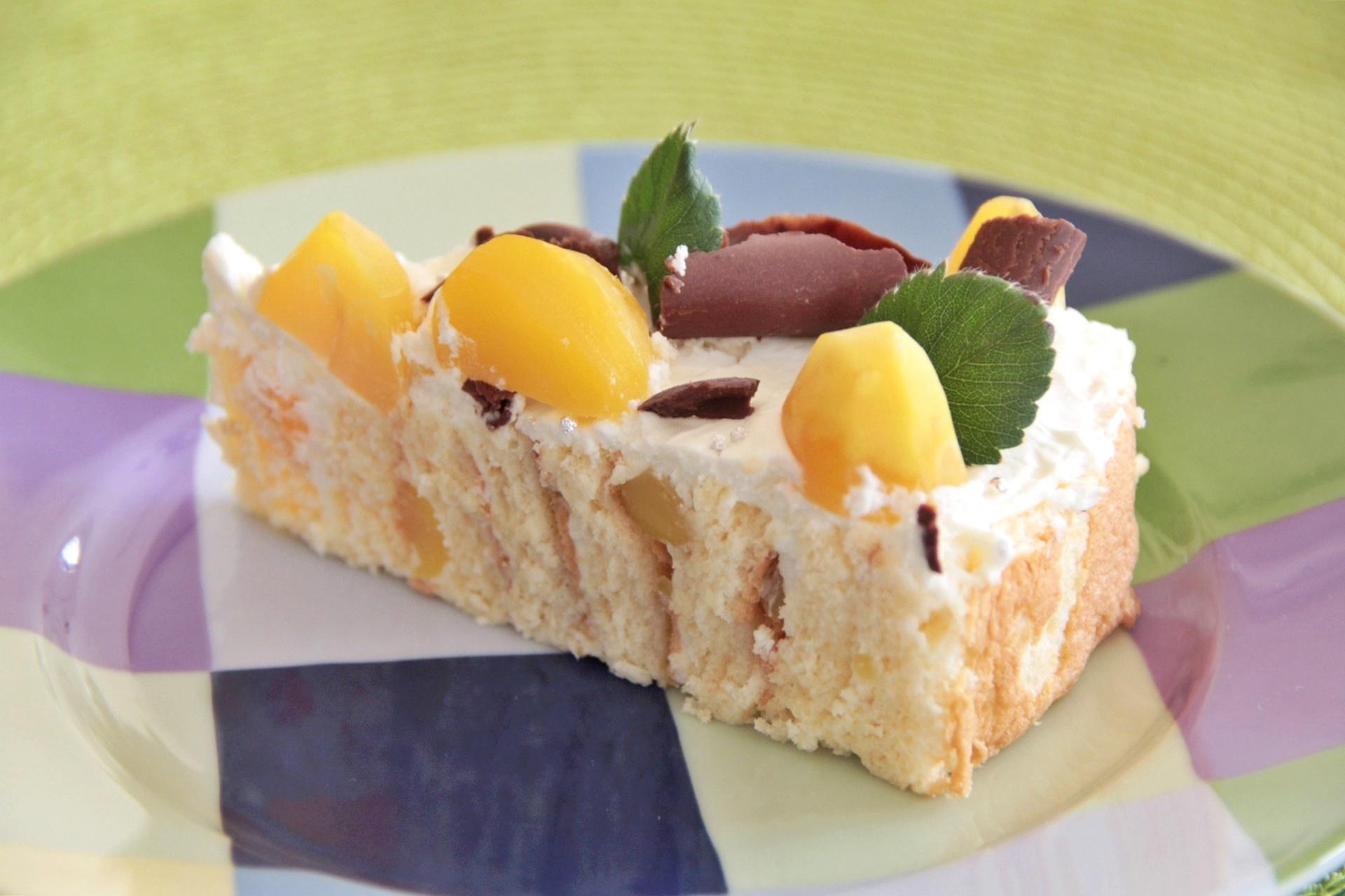 ◆マロンケーキ!_e0154682_22521819.jpg