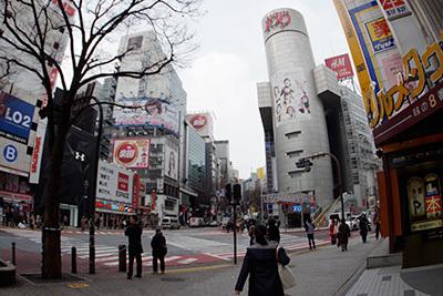 2月24日(火)の渋谷109前交差点_b0056983_20471099.jpg