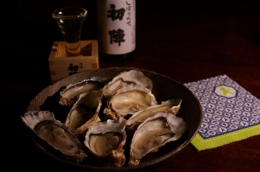 今年の新酒、津和野古橋酒造「初陣」_c0180686_18063243.jpg