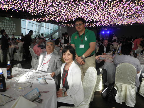 TDY グリーンリモデルセール表彰式 in シンガポール_e0190287_0163798.jpg