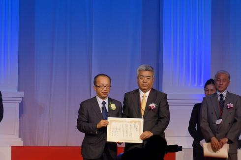 TDY グリーンリモデルセール表彰式 in シンガポール_e0190287_065257.jpg
