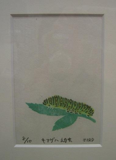 第5回 - mozo mozo - 虫・蟲 展 たまごの工房企画展 その7_e0134502_18511675.jpg