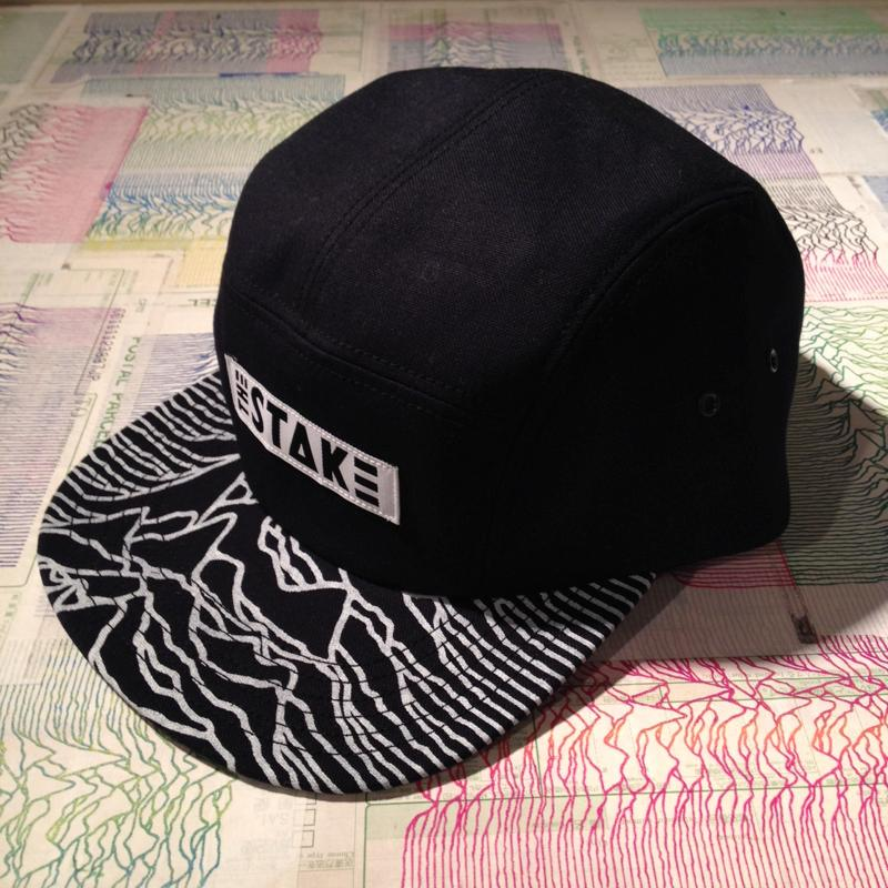 ALLAROUND x THE STAKE  COLLABORATION (Fac-10 5PANEL CAP)_f0126931_1830872.jpg