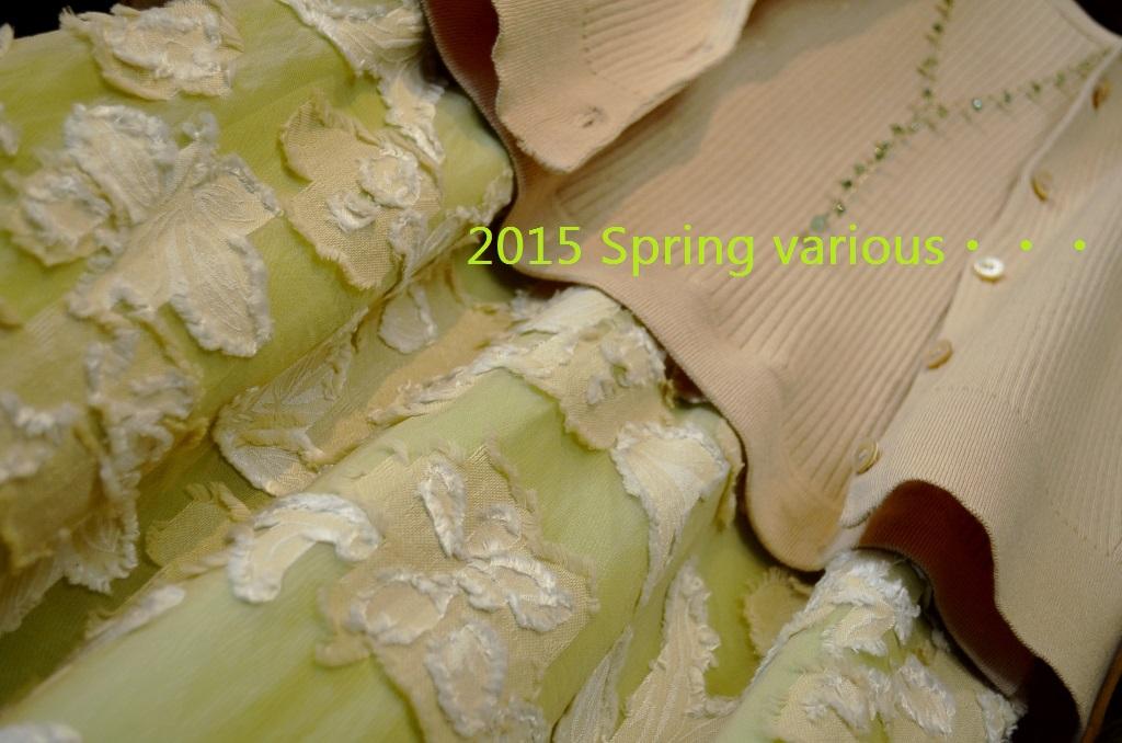 """2015 Spring various・・・春いろいろ No.2""_d0153941_1510249.jpg"