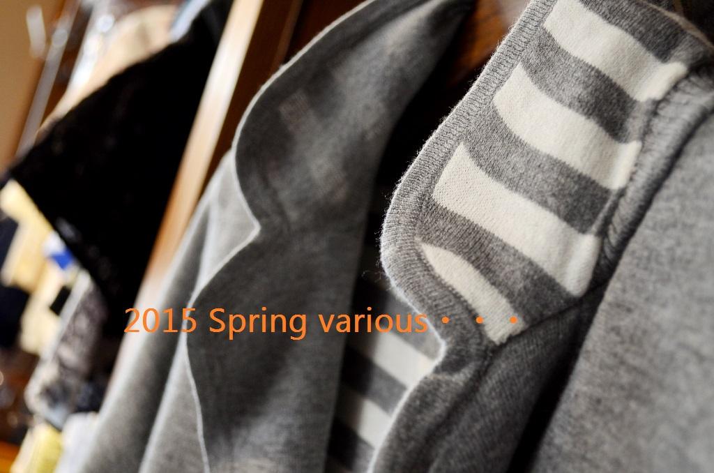 """2015 Spring various・・・春いろいろ No.2""_d0153941_1510377.jpg"