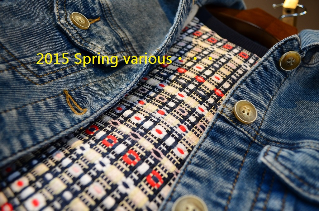 """2015 Spring various・・・春いろいろ No.2""_d0153941_15104183.jpg"
