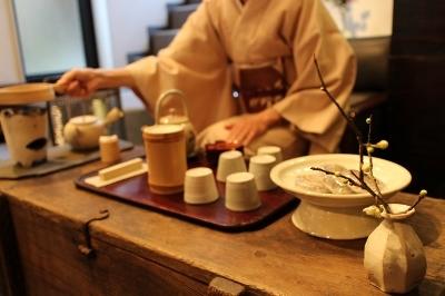 高木剛 陶展 焙じ茶のお茶会_a0279848_15144057.jpg