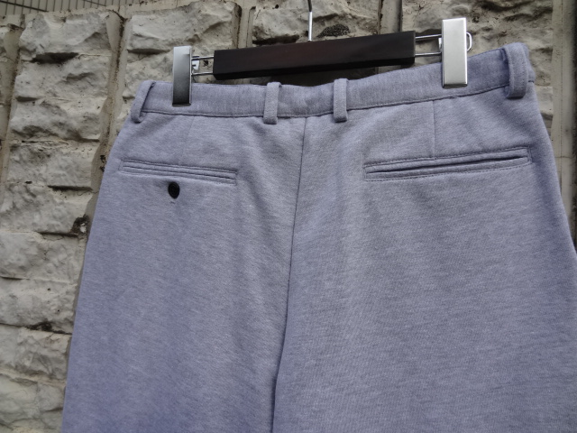 68&BROTHERS Sweat Slacks Pants_a0221253_19242259.jpg
