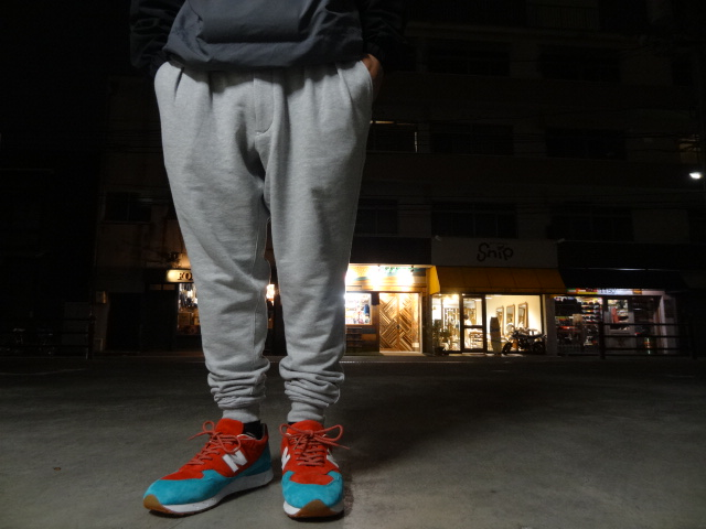 68&BROTHERS Sweat Slacks Pants_a0221253_19254586.jpg