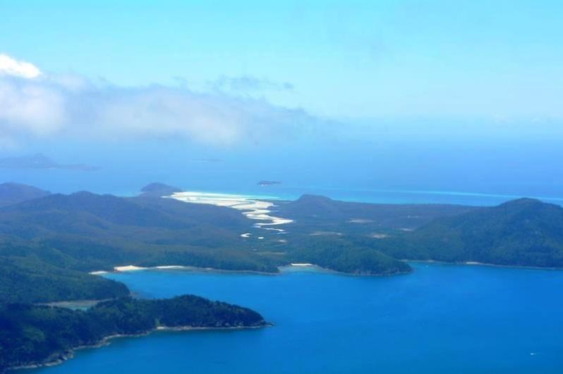 オーストラリアの世界遺産グレートバリアリーフに誕生、ワン&オンリー・ヘイマンアイランド_b0053082_072039.jpg