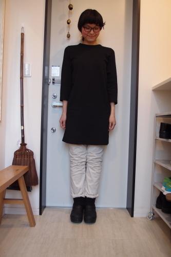 無印良品で冷え取りファッション15 2/23_c0342582_00003583.jpg