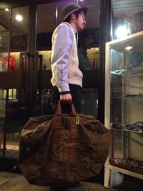 2月28日(土)大阪店服飾雑貨&+入荷!!#1 ミリタリーBag編その1(大阪アメ村店)_c0078587_23563326.jpg