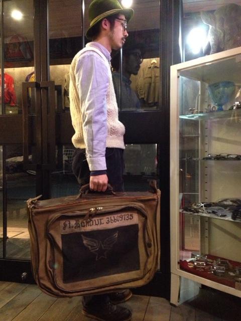 2月28日(土)大阪店服飾雑貨&+入荷!!#1 ミリタリーBag編その1(大阪アメ村店)_c0078587_2356939.jpg