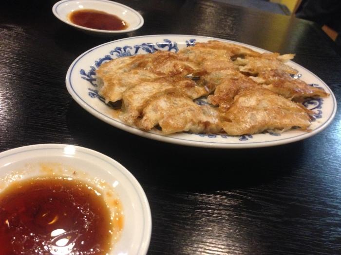 野分再起動、四日市名店「青島」の餃子。_a0334793_06144850.jpg