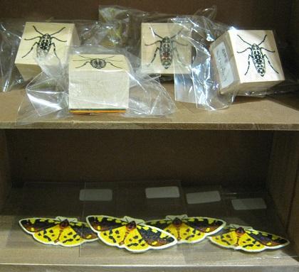 第5回 - mozo mozo - 虫・蟲 展 たまごの工房企画展 その8_e0134502_1611228.jpg