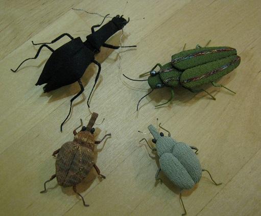 第5回 - mozo mozo - 虫・蟲 展 たまごの工房企画展 その8_e0134502_16173192.jpg