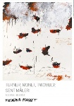 Cy Twombly: Petals of Fire (1989) ポスター_c0214605_168346.jpg