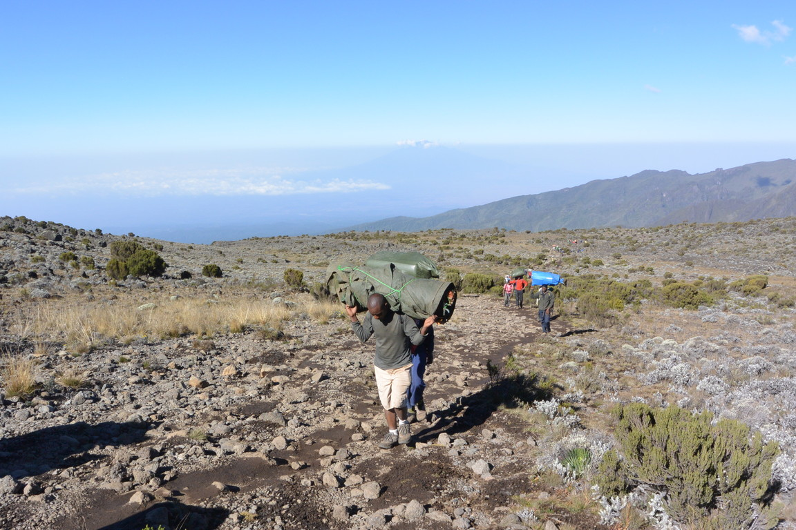 """2015年2月「アフリカの大地に聳える白き峰、キリマンジャロ」 February 2015 \""""Kilimanjaro, Africa\""""_c0219616_21334362.jpg"""
