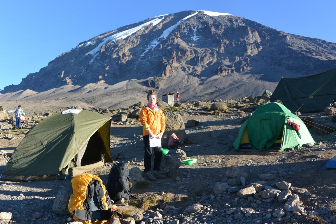"""2015年2月「アフリカの大地に聳える白き峰、キリマンジャロ」 February 2015 \""""Kilimanjaro, Africa\""""_c0219616_22324483.jpg"""