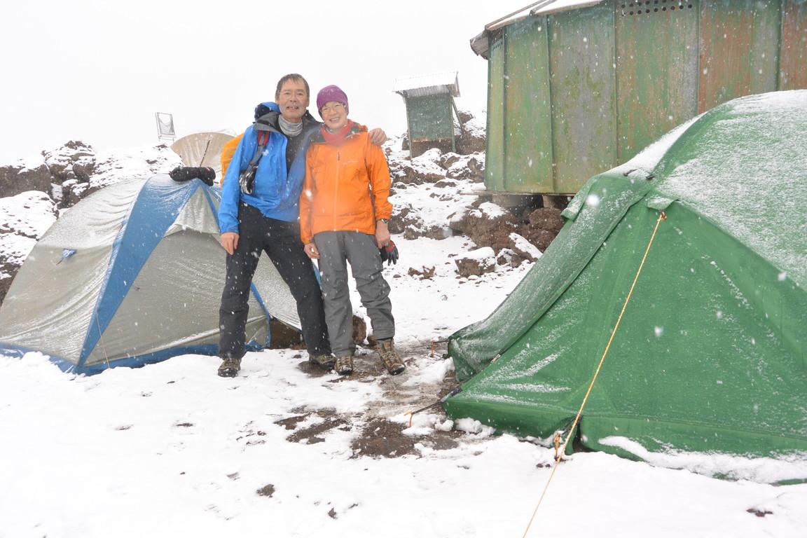 """2015年2月「アフリカの大地に聳える白き峰、キリマンジャロ」 February 2015 \""""Kilimanjaro, Africa\""""_c0219616_22544218.jpg"""