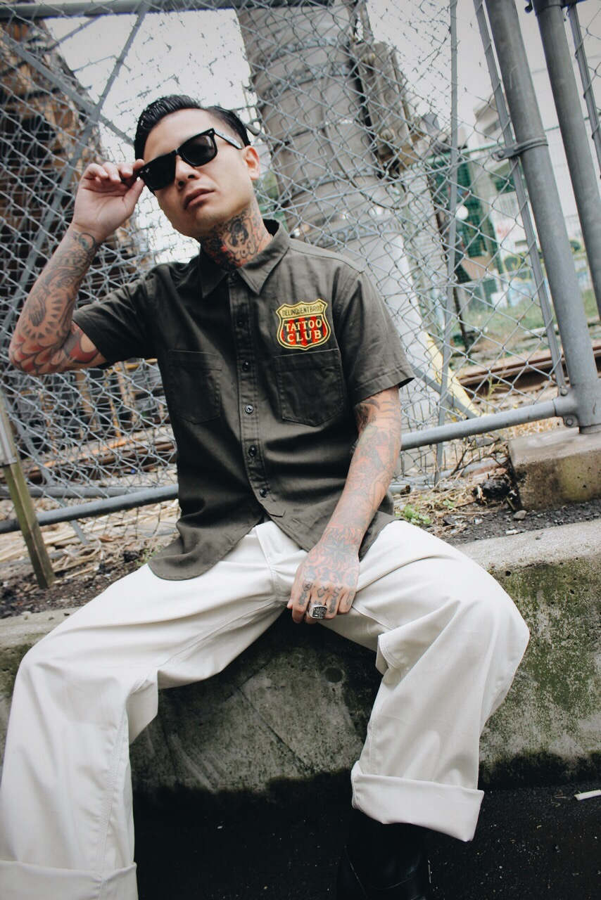 【Delinquent Bros】2015 SUMMER ITEM_c0289919_15395262.jpg