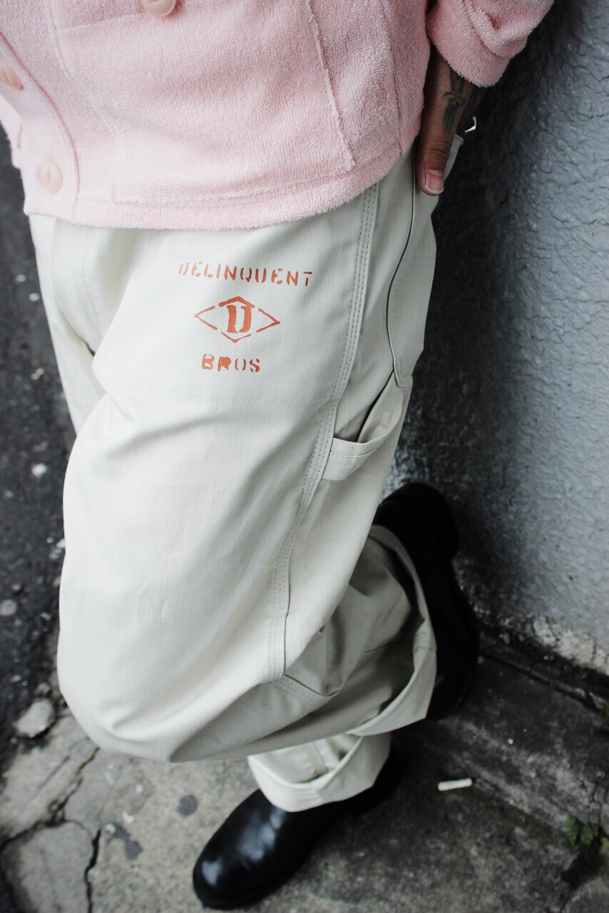 【Delinquent Bros】2015 SUMMER ITEM_c0289919_15404482.jpg