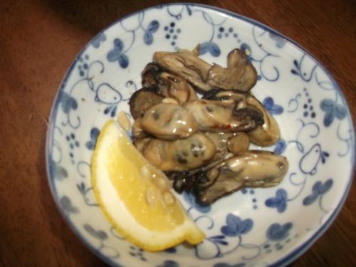 太った牡蠣が届きました。_b0137932_2013399.jpg